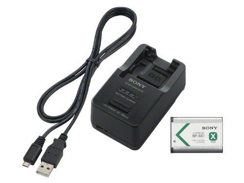 SONY リチャージャブルバッテリーパック アクセサリーキット バッテリーチャージャー付 ACC-TRBX