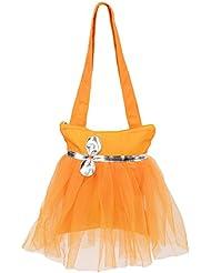 Hug Me Kids Sling Bag (Orange)