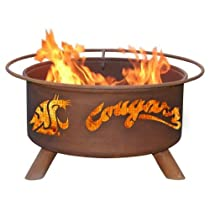 Washington State Cougars Fire Pit & Grill