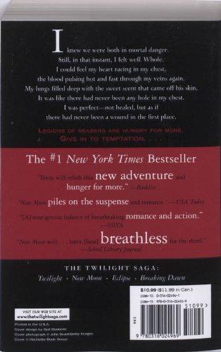 New Moon (The Twilight Saga)