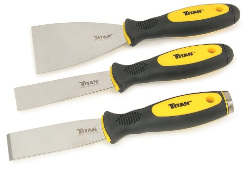 Titan 17000 Scraper and Putty Knife Set - 3 Piece