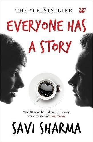 All Savi Sharma Books List : Everyone Has A Story