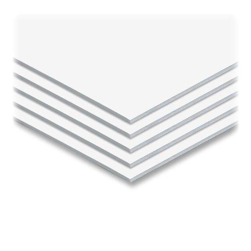 Sturdy Foam Board, 3/16 quot;Thick, 30 quot;x40 quot;, 10/CT