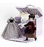 Madame Alexander Little Women Beth's Doll Trunk Set
