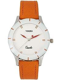 Veens White Dial Girls /Womens/Ladies Wrist Watch DW1095 Al
