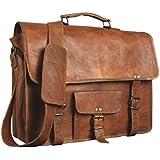 Pranjals House 10*13 Genuine Leather Laptop Bag /satchel Bag/ Messenger Bag