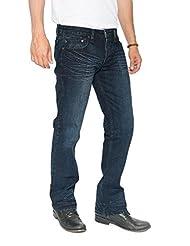 12Oz Denim Men's Skinny Fit Jeans