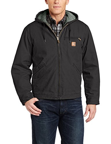 Where to find carhartt jacket sherpa lined mens tall?