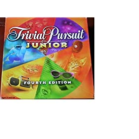 Click to buy Trivial Pursuit Junior Fourth Edition from Amazon!