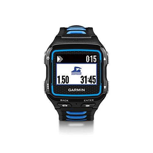 GARMIN(ガーミン) Fore Athlete920XTJ ブラックブルー【日本版正規品】 117432