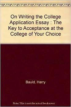 graduate school admission essay