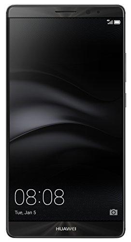 Huawei Mate 8 Smartphone débloqué 4G (Ecran: 6 pouces - 32 Go - Double SIM - Android 6.0 Marshmallow) Gris