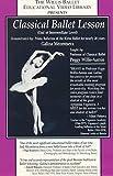 Classical Ballet Lesson - 6th Class - Galina Mezentseva & Ludmilla Vlasenko DVD - TWB06D