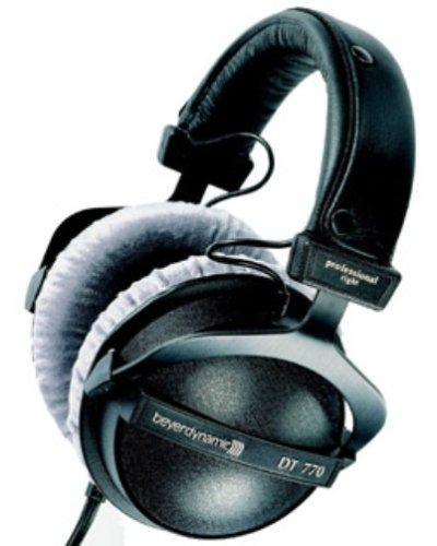 TEAC Beyerdynamic レコーディングモニターヘッドフォン DT770Pro
