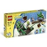 [LEGO] [Lego Country W] [Lego - SpongeBob - Captain Ghost The Flying Dutchman 3817 / Lego / Melody Books / Block...