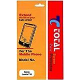Total Care Clear HD Screen Guard For Nokia Lumia 710
