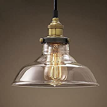 industrial lighting fixtures for kitchen winsoon 11 x 10 inch vintage industrial ceiling lamp clear 7517