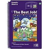 Leap Frog Inter Active Decodable Level 1 Book: The Best Job! Short Vowels (Short E)