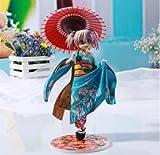LY The magic circle Madoka Kaname incense maiko yukata kimono dancing girls ver hand model doll