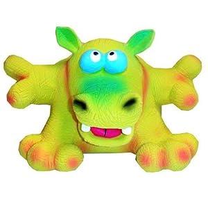 Amazon.com : Vo-Toys Latex Stuffed Gigantic Yellow Hippo