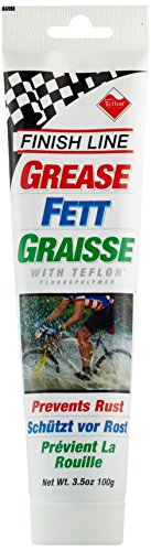 Finish Line Premium Grease made with Teflon Fluoropolymer, 3.5 Ounce