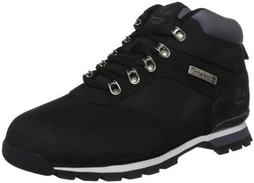 Timberland Splitrock_Splitrock_Splitrock 2, Herren Chukka Boots, Schwarz (Black Nubuck), 43 EU