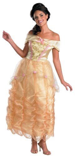 Halloween 2017 Disney Costumes Plus Size & Standard Women's Costume Characters - Women's Costume CharactersDisguise Disney Beauty And The Beast Belle Adult Deluxe Costume