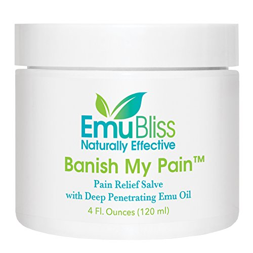 Banish My Pain Soothing Pain Relief Cream for Sore Muscles J