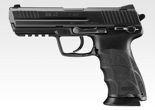 東京マルイ ガスブローバック ハンドガン HK45 GBB