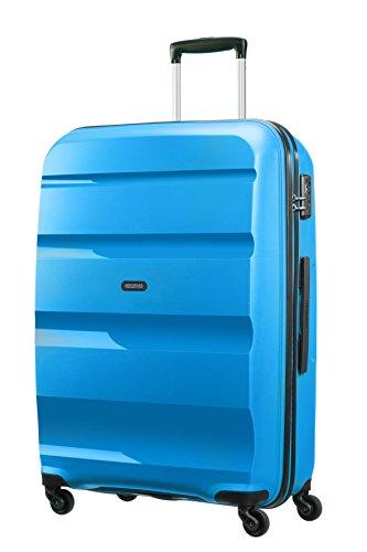 American Tourister - Bon Air Spinner  L (75cm - 91L) Bleu Pacifique