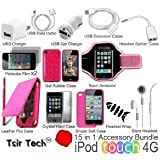 15in1 Accessory Bundle Kit 4 iPod Touch 4G 4th Gen GirlFriend