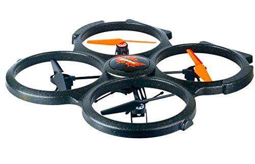 UDI RC U829A - UFO Quadricottero 3D - Drone con fotocamera, 2.4 GHz, 4 canali, XXL