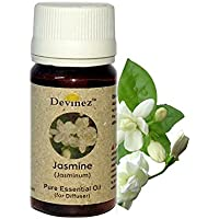 Devinez Jasmine, Musk Essential Oil Essential Oil For Electric Diffusers/ Tealight Diffusers/ Reed Diffusers,...