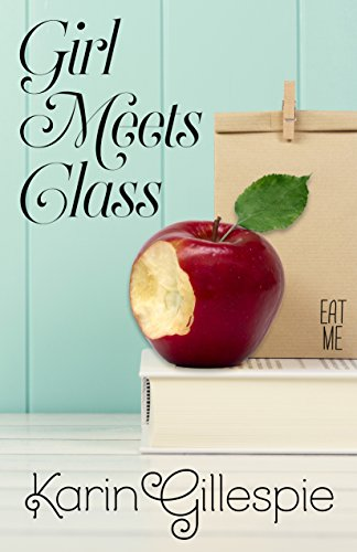 What's a spoiled Southern belle to do when confronted with a bunch of street smart students who are determined to make her life as difficult as possible? Luckily, there's Carl, a handsome colleague.  Girl Meets Class by Karin Gillespie