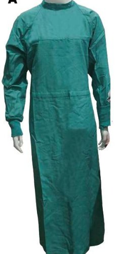 Rocky Horror Picture Show Cloth Reusable Surgeon Gown, Large Each