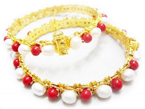 b7385bf2f3f Trendy Souk---Behtan -- Single Line Real Freshwater Hyderabadi Pearl AAA  Quality