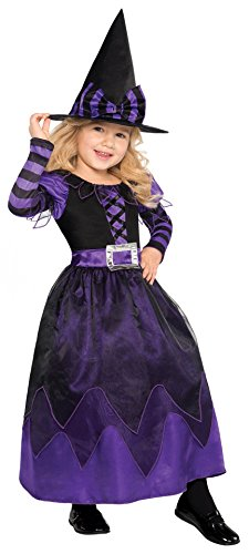Children's Be Witched Costume Size Toddler (3-4)