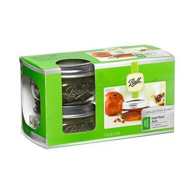Jarden Home Brands #1440061162 4PK 8OZ Platinum Jar
