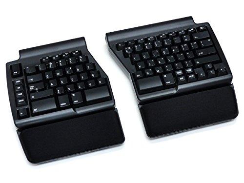 Matias Ergo Pro for Mac 英語配列 分離型エルゴノミクスキーボード Mac用 Matiasオリジナル静音クリックスイッチ採用 FK403Q