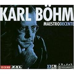 Böhm: Maestro Decente (10枚組)の商品写真