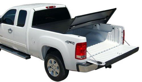 Tonno Pro 42-102 Tonno Fold Black Tri-fold Truck Tonneau Cover