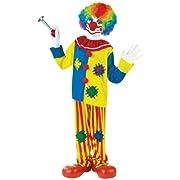 Child Big Top Clown Costume