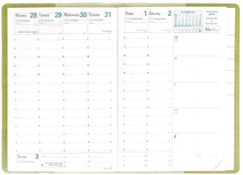 Nieuw Exaclair Quo Vadis Business 2014 Agenda Planning Diary 4 x 5 7 8 CJ-21