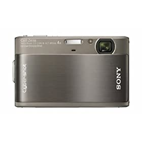 The old Sony Cyber-shot DSC-TX1