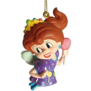 Click to buy Christmas ornament ideas: Candy Land game Princess Lolly from Amazon!
