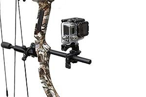 Amazon.com: Bowfinger Camera Mount for Bows (bow camera