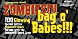 Zombies!!!: Limited Edition Bag O' Glow Babes (Plastic) [100]