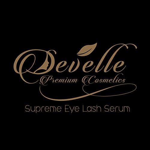 Wimpernserum & Augenbrauenserum   Develle Supreme Eye Lash Serum mit 2 fachem...