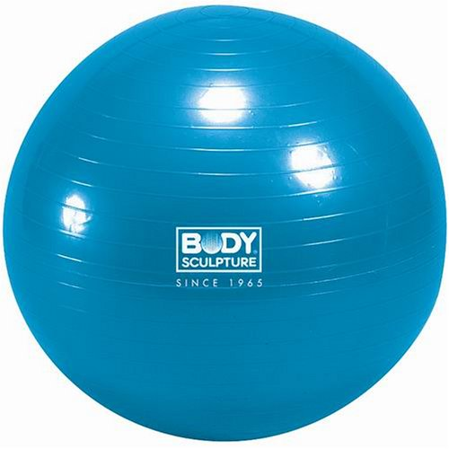 Body Sculpture 76cm  Anti Burst Blue Exercise Gym Ball with