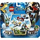 Game / Play LEGO Chima 70114 Sky Joust Features Canyon Peak Ramps Raven And Eagle Speedorz 2 Ripcords Toy / Child...